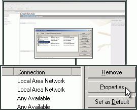 server instelling