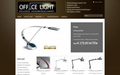 Design-Bureaulampen