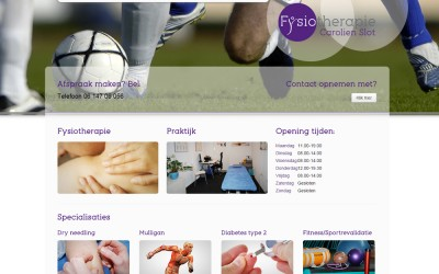 Fysiotherapie Carolien Slot