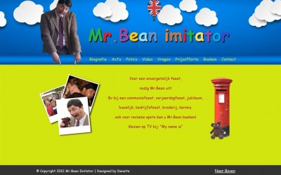 Mr.-Bean-imitator